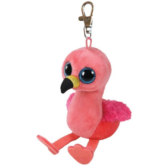 Beanie Clip - Flamingo - Gilda - ca. 8,5 cm - Ty
