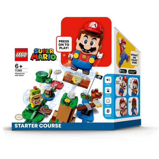 LEGO® Super Mario™ 71360 -  Abenteuer mit Mario - Starterset