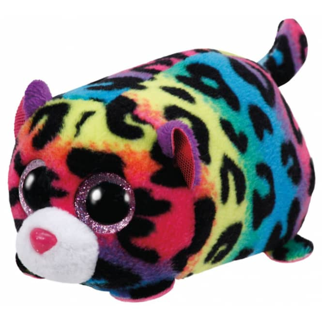 Teeny Ty - Leopard - Jelly - 10 cm - Ty