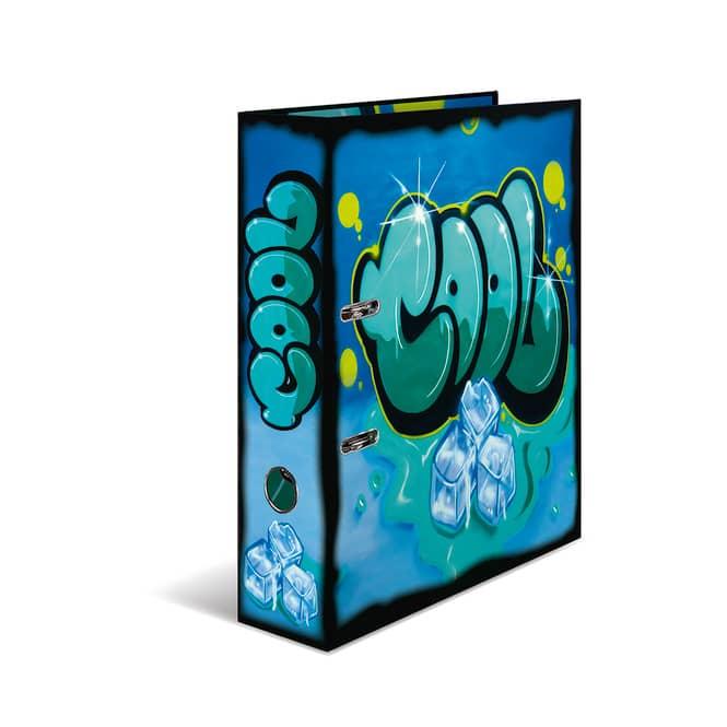 Ordner DIN A 4 - Grafitti Cool