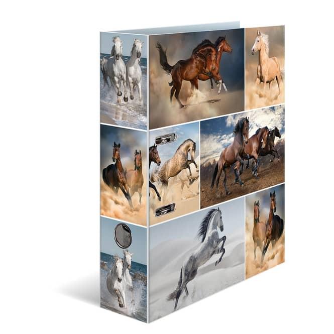 Ordner DIN A4 - Herma - Pferde