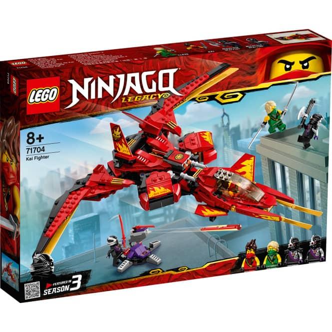 LEGO® NINJAGO® 71704 - Kais Super-Jet