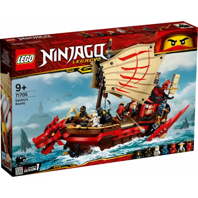 LEGO® NINJAGO® 71705 - Ninja-Flugsegler
