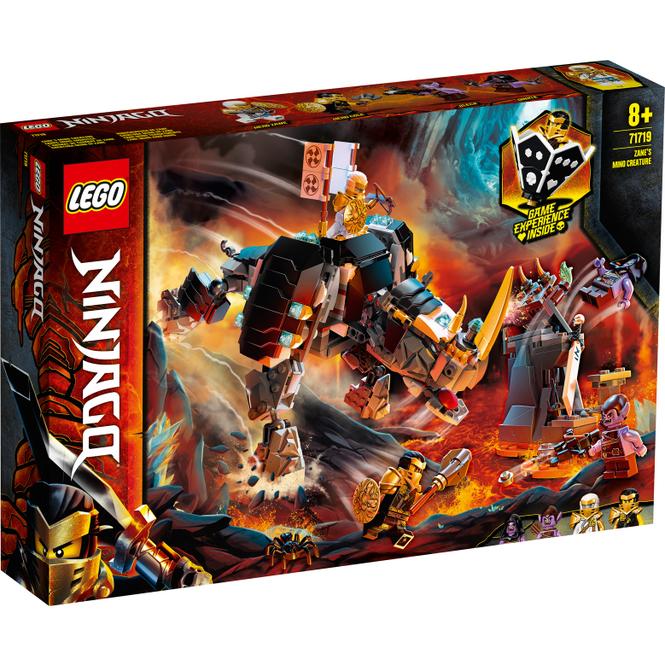 LEGO® NINJAGO® 71719 - Zanes Mino-Monster