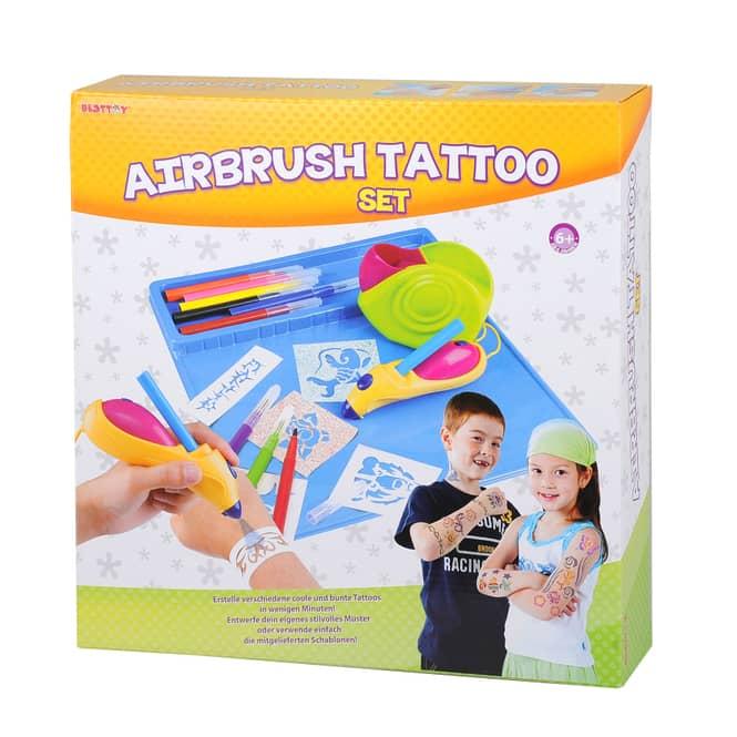 Besttoy - Airbrush Tattoo Set