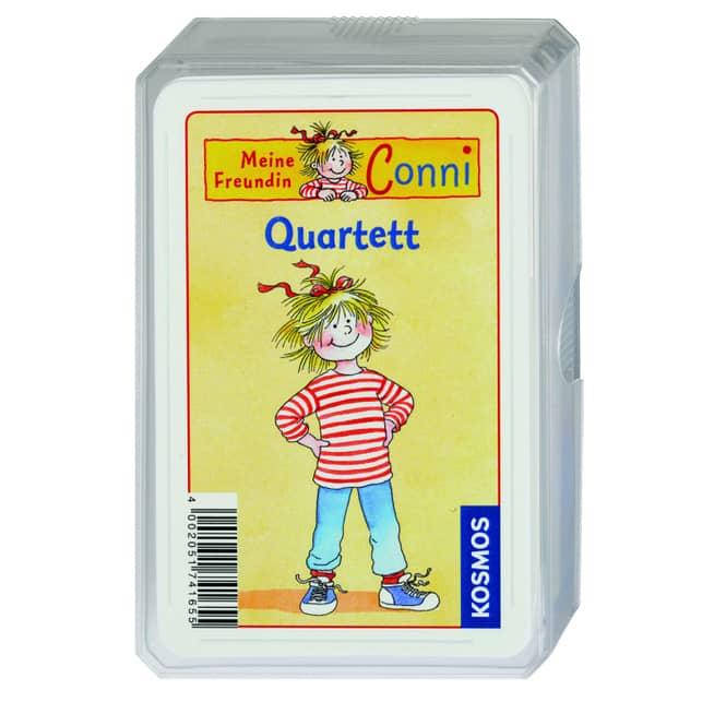 Quartett - Meine Freundin Conni - Kosmos