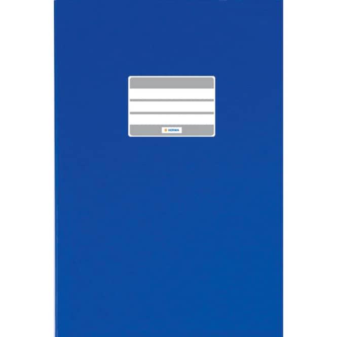 Heftumschlag A5 dunkelblau