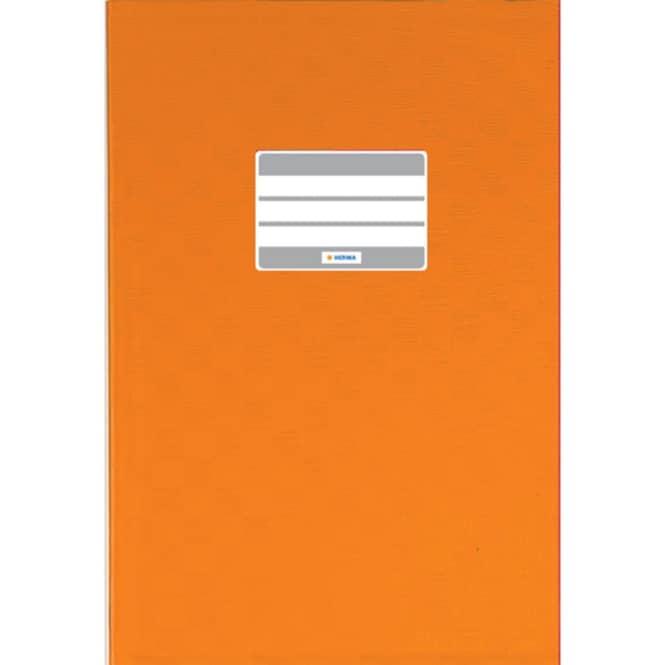 Heftumschlag A5 orange