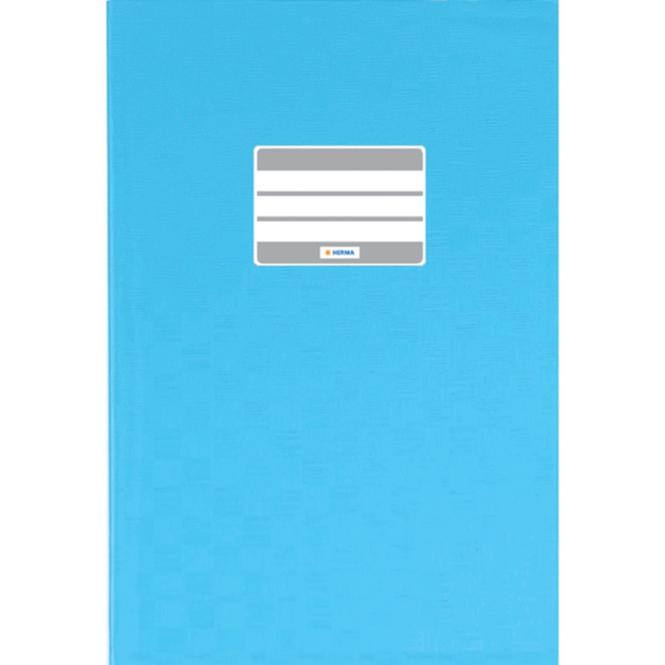 Heftumschlag A4 hellblau