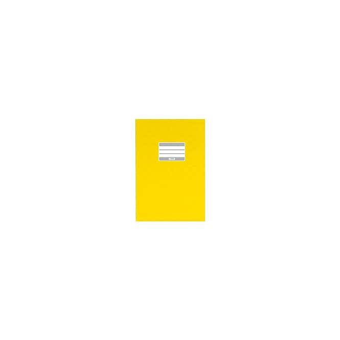Heftumschlag A4 gelb