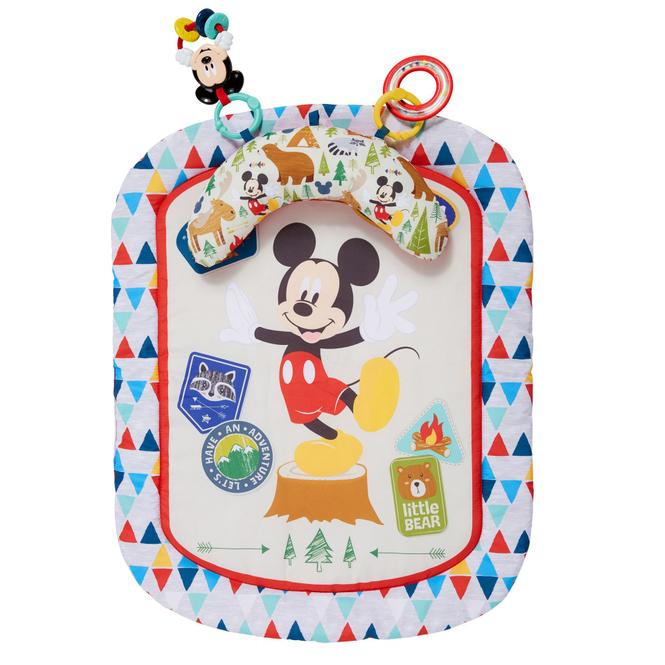 Bright Starts - Spieldecke - Mickey Mouse - Camping with Friends™ - Stützmatte