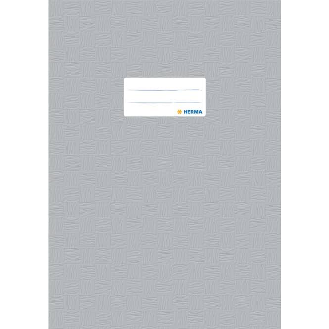 Heftumschlag DIN A4 - grau