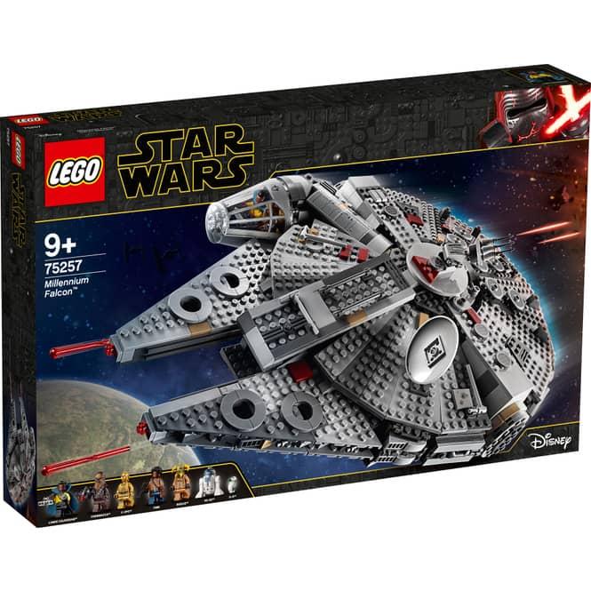 LEGO® Star Wars™ Episode IX 75257 - Millennium Falcon™