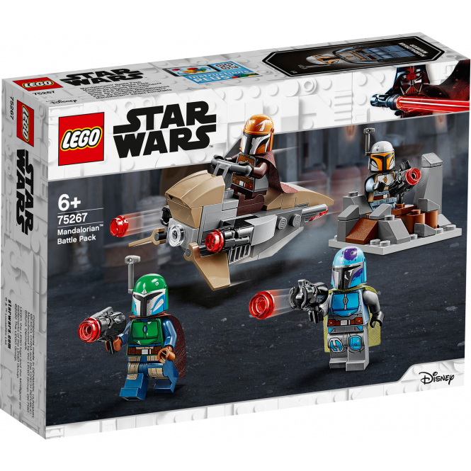 LEGO® Star Wars™ Mandalorian 75267 - Mandalorianer™ Battle Pack