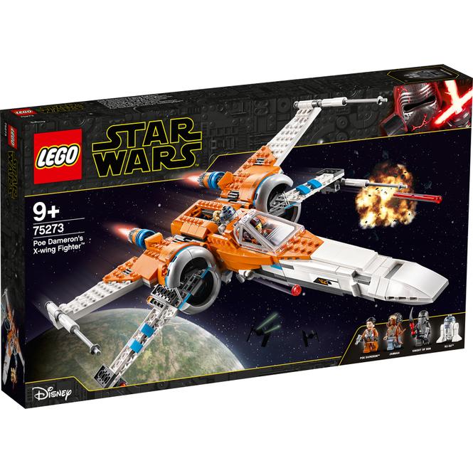 LEGO® Star Wars™ Episode IX 75273 - Poe Damerons X-Wing Starfighter™