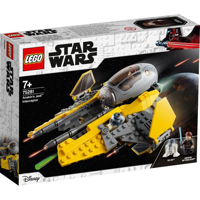 LEGO® Star Wars™ 75281 - Anakins Jedi™ Interceptor