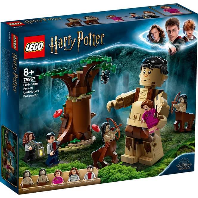 LEGO® Harry Potter™ 75967 - Der Verbotene Wald: Begegnung mit Umbridge