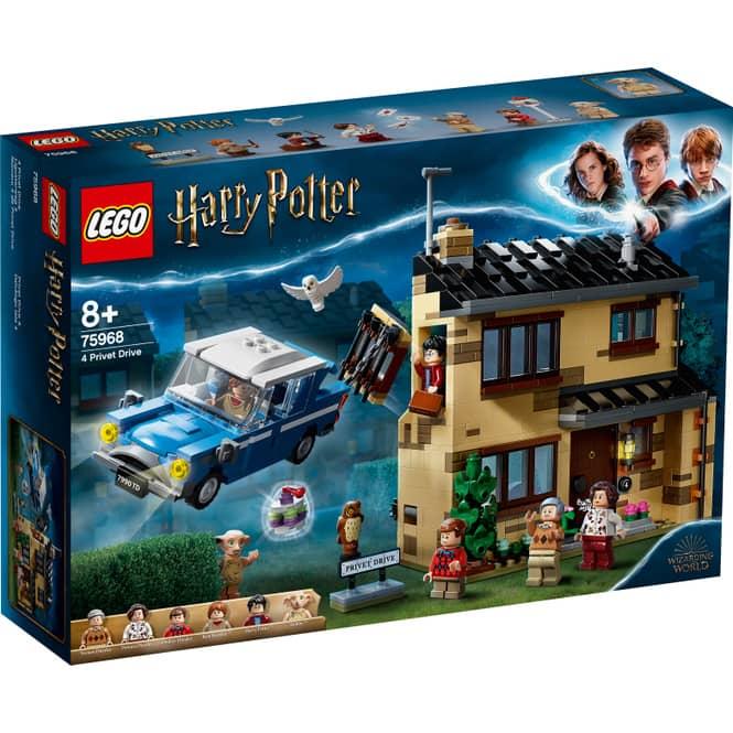 LEGO® Harry Potter™ 75968 - Ligusterweg 4