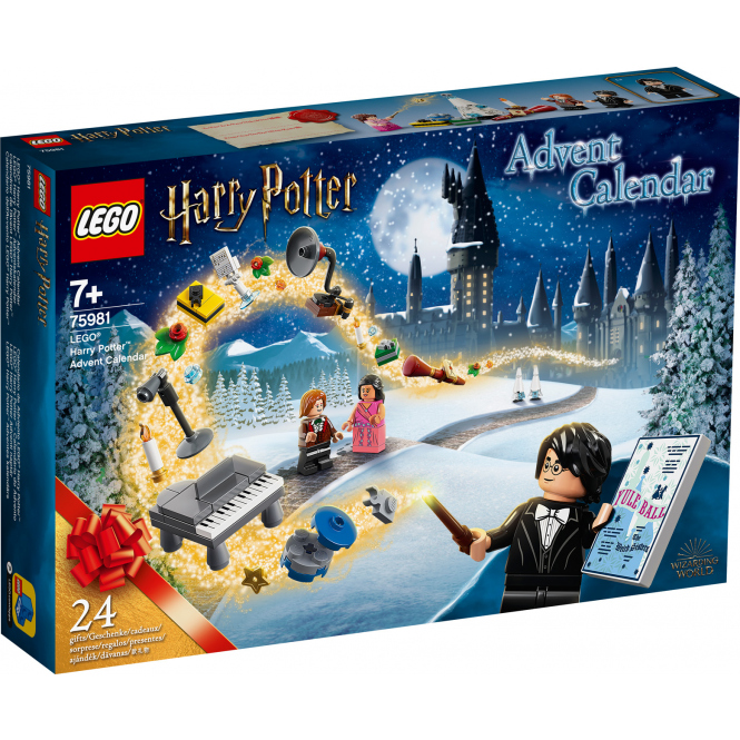 LEGO® Harry Potter™ 75981 - LEGO® Harry Potter™ Adventskalender