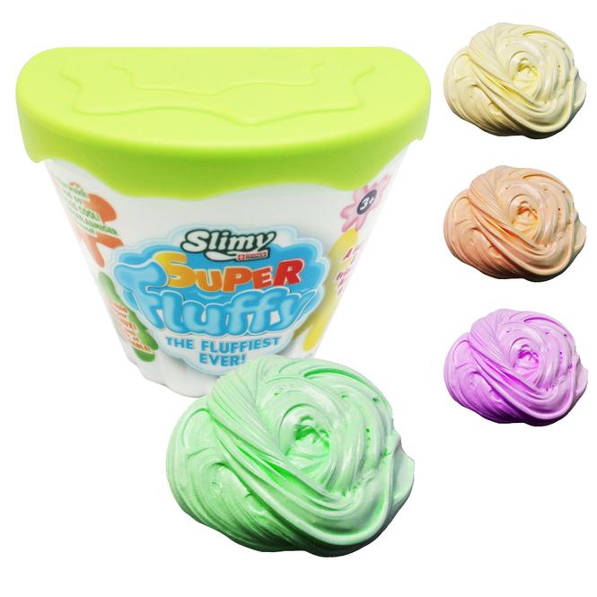 Slimy - Super Fluffy Slimy - verschiedene Farben - mit Duft - 1 Stück