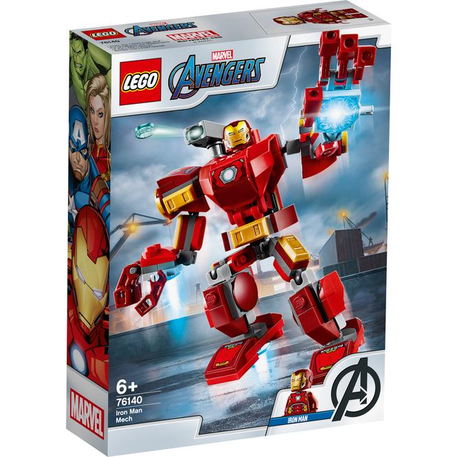 LEGO® Marvel Avengers Movie 4 76140 - Iron Man Mech