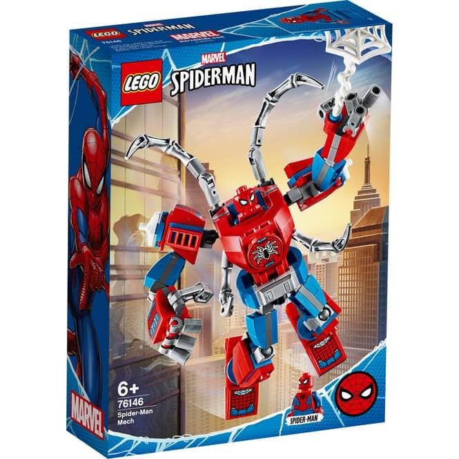 LEGO® Marvel Super Heroes 76146 - Spider-Man Mech