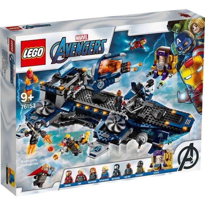 LEGO® Marvel Avengers 76153 - Avengers Helicarrier