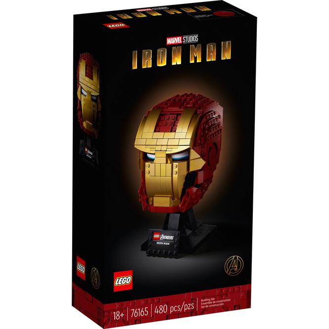 LEGO® Marvel Avengers Movie 4 76165 - Iron Mans Helm