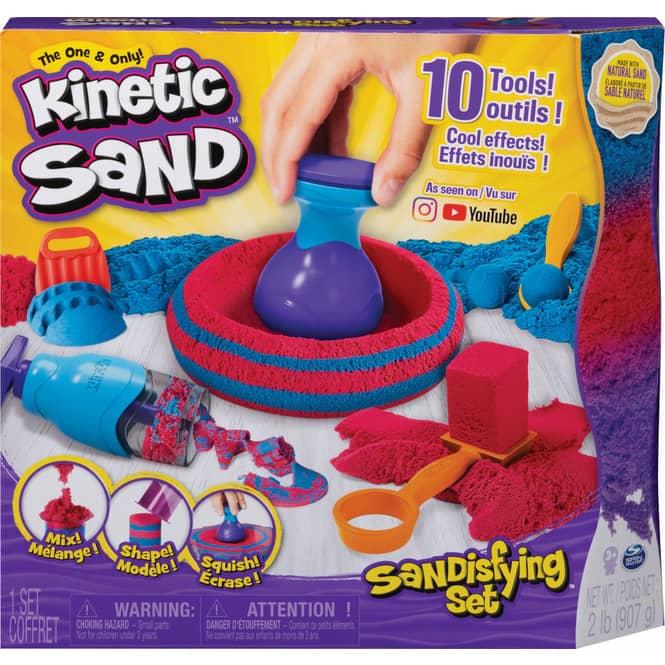 Kinetic Sand - Sandisfying Set