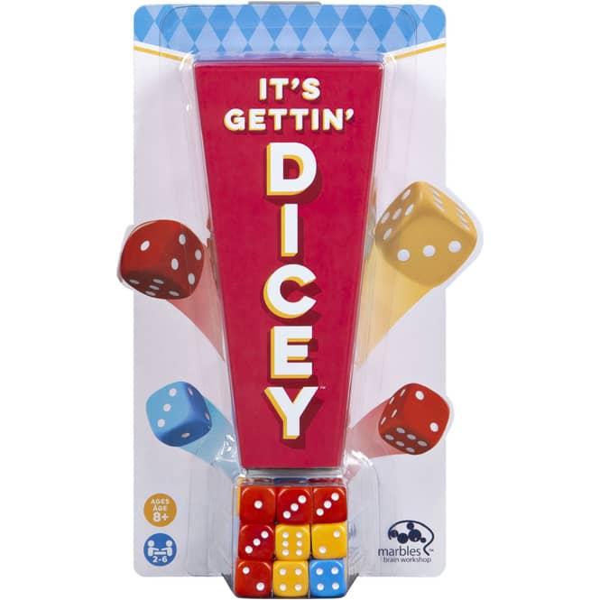 It's Gettin' Dicey - Das Spiel