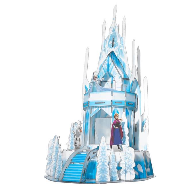 Die Eiskönigin 2 - Eispalast 3D Puzzle - 47 Teile