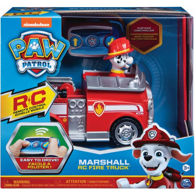 Paw Patrol - RC Fahrzeug - Marshall