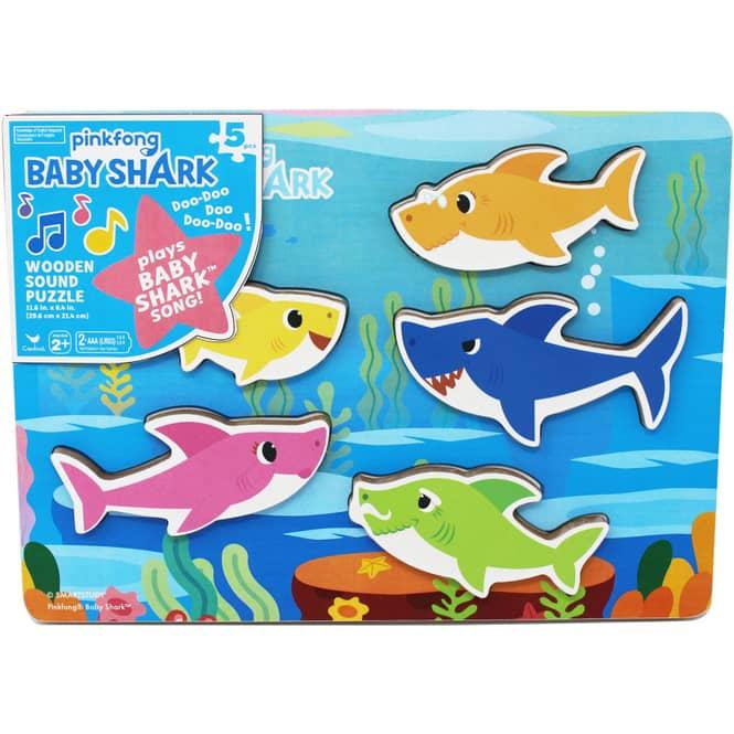 Sound Puzzle - Baby Shark