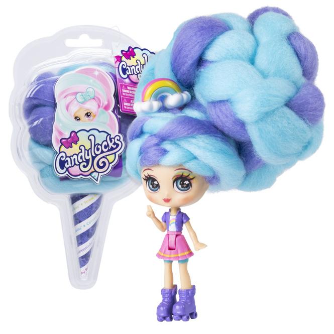 Candylocks - Spielpuppe mit Accessoires - sortiert