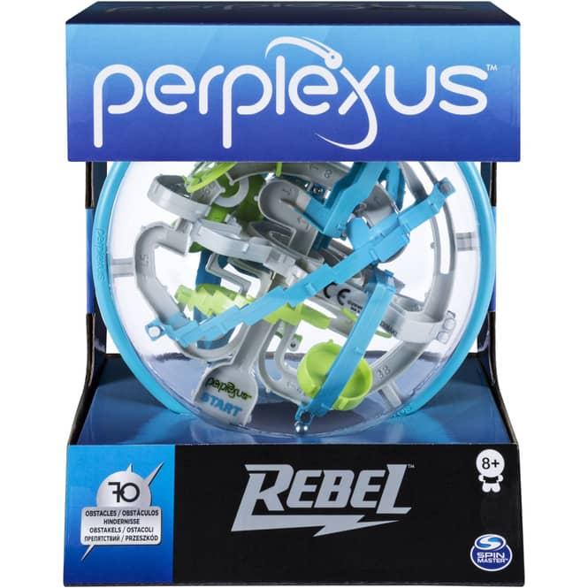 Perplexus Rebel - 3D-Labyrinth mit 70 Hindernissen
