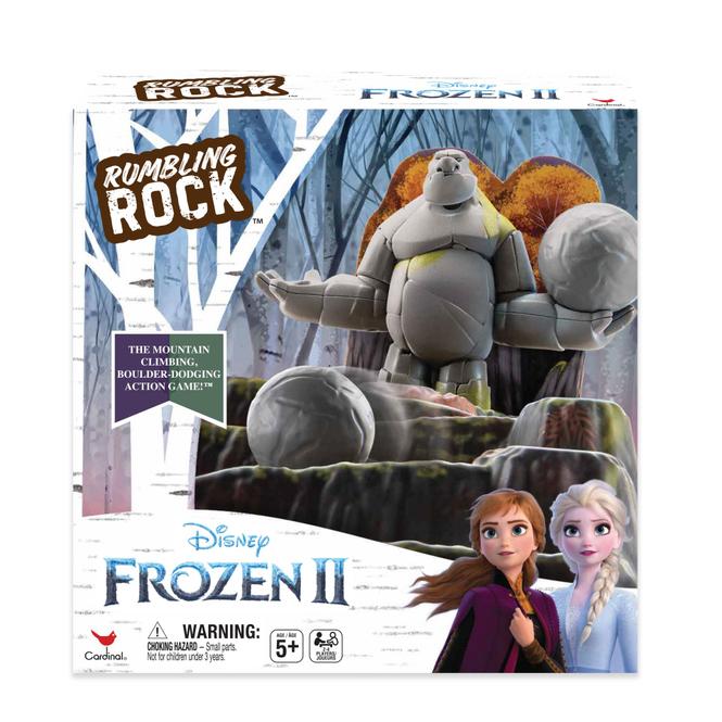 Die Eiskönigin 2 - Kinderspiel - Rumbling Rock