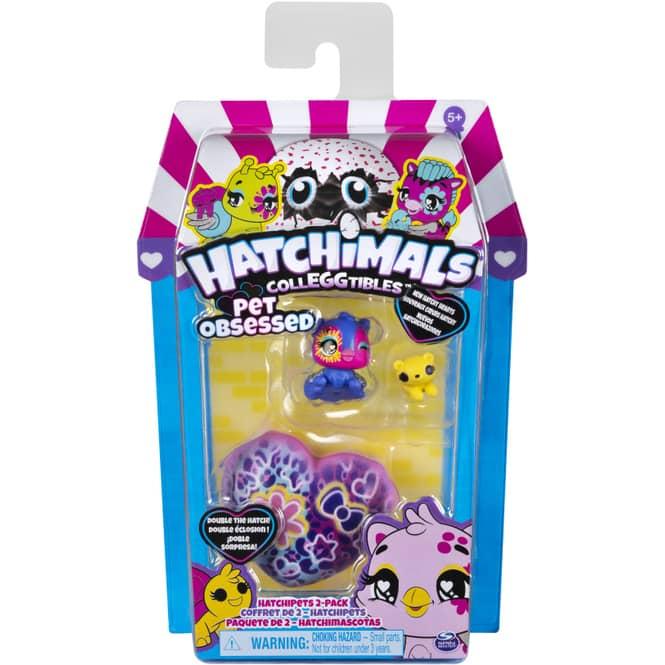 Hatchimals Colleggtibles - Serie 7 Hatchipets - 1 Stück