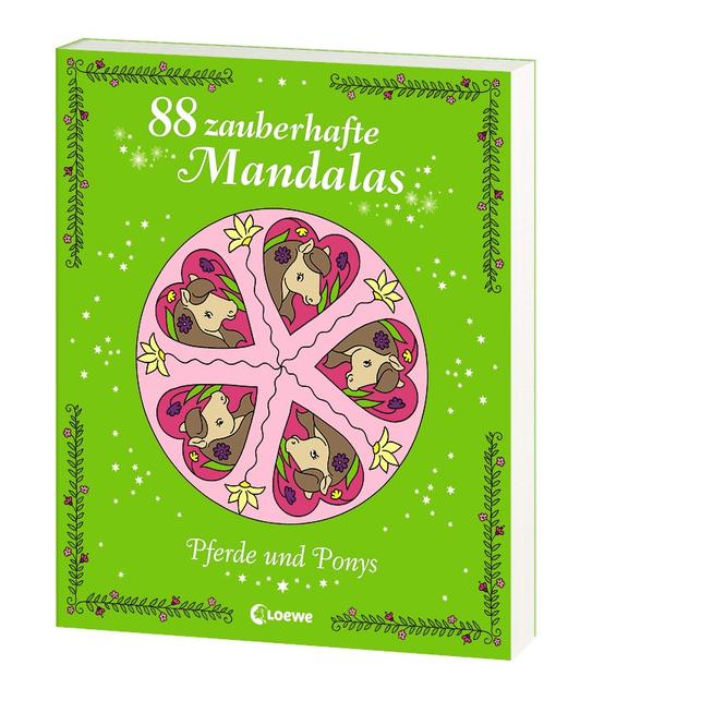 88 Zauberhafte Mandalas
