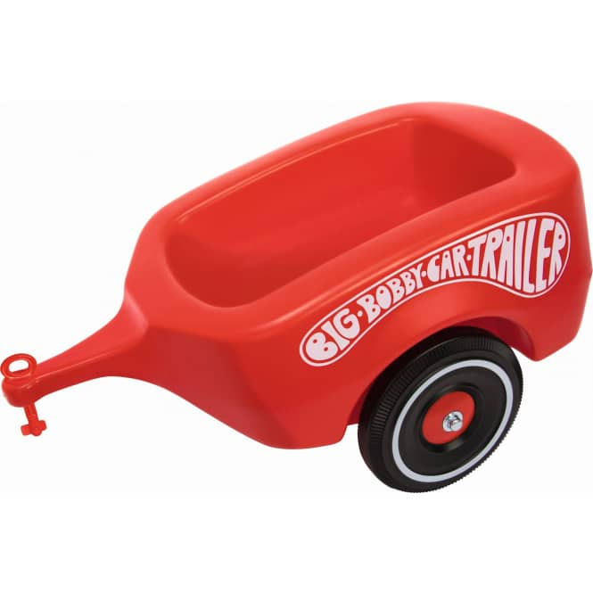 BIG Bobby Car - Anhänger - rot