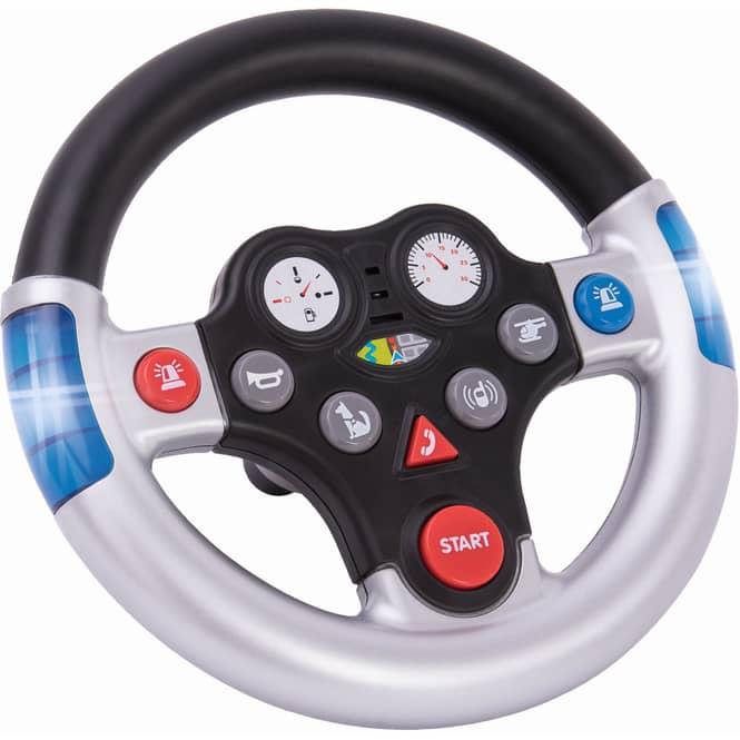 BIG Bobby Car - Lenkrad - Rescue Sound Wheel