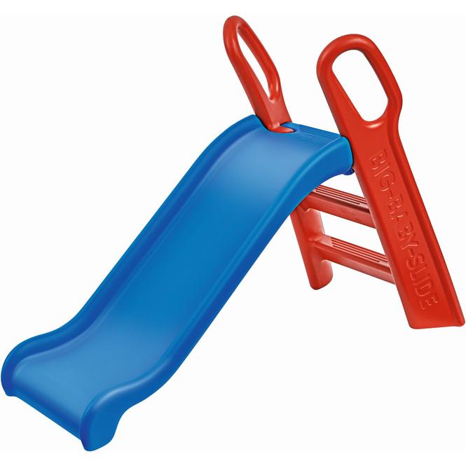BIG Baby Slide Rutsche - blau-rot
