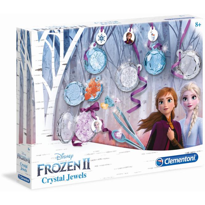 Die Eiskönigin 2 - Magische Schmuckkristalle - Clementoni