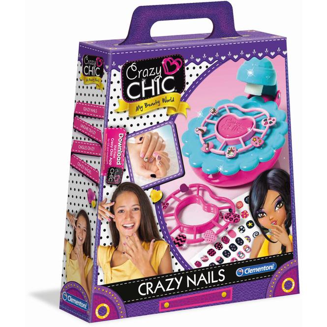 Crazy Chic - künstliche Fingernägel