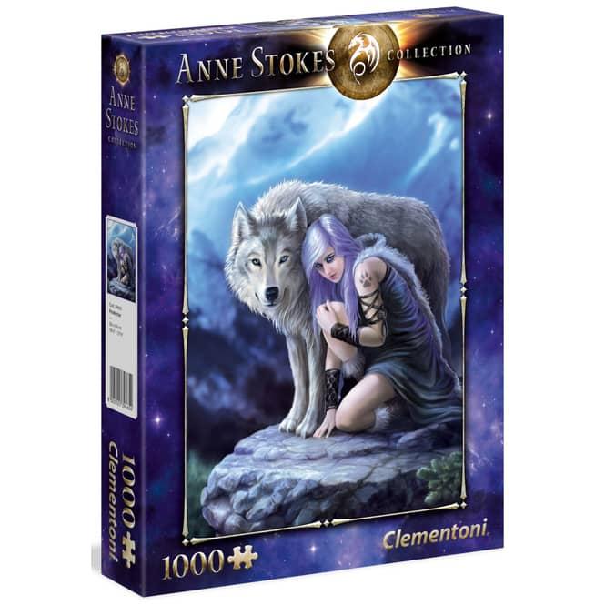 Anne Stokes - Puzzle - Beschützer - 1000 Teile