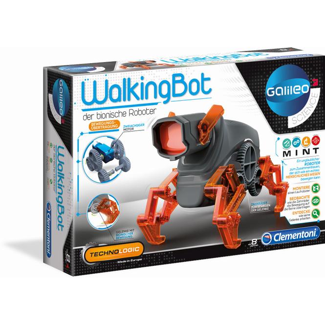Galileo - WalkingBot - Clementoni