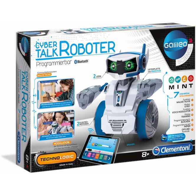 Galileo - Cyber Talk Roboter - Clementoni