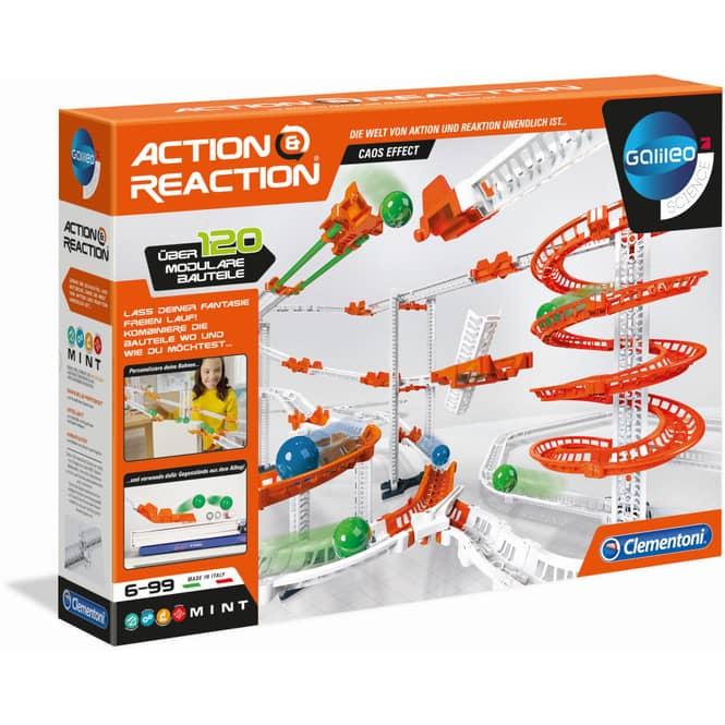 Galileo - Action & Reaction - Chaos Effekt - Clementoni