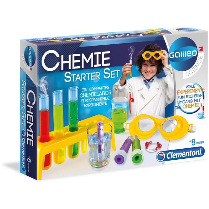 Galileo - Chemie Starter Set - Clementoni