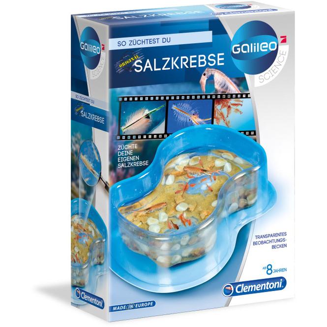 Galileo - Salzkrebse - Clementoni