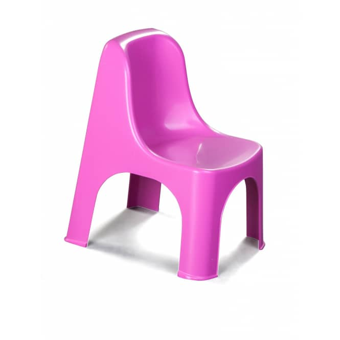 Kinderstuhl - Premium - pink